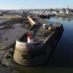 Modélisation 3D de la jetée de Kernoa – Port de Paimpol (22)