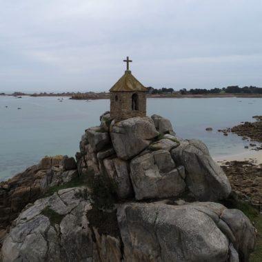 Rocher de la Sentinelle, commune de Penvevan (22)